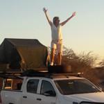 Botswana ontdekken per 4WD