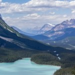 Mijn favoriet: Moraine Lake!