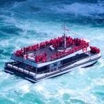 Belevenissen bij de Niagara Falls