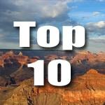 Top 10 Nationale Parken